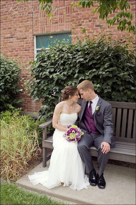 Wedding Day Photography Vestal Ny United Methodist Church Bride Groom Portrait