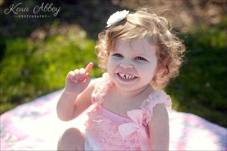 2nd birthday portrait Kara Abbey Photography Family & Kid Photographer  Outdoor Laidback Sunshine Irwin, PA