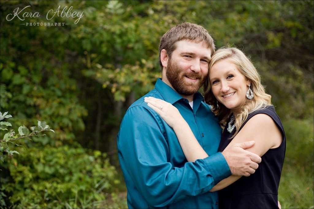 Xanga Wedding Photography: Liz & Mike / Towanda, PA / Engagement & Wedding Photogarpher