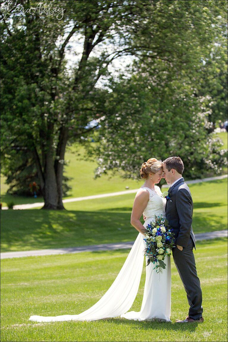 kevin u0026 debbie summer backyard wedding in irwin pa
