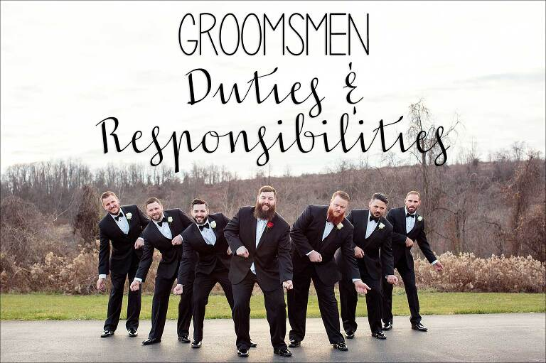 Groomsmen Duties u0026 Responsibilities - How to go Above u0026 Beyond on a Wedding Day! : door greeter duties - pezcame.com