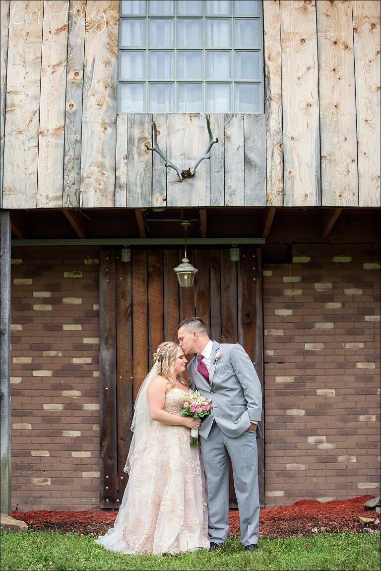 Adam Marissa Summer Five Pines Barn Wedding In Irwin Pa