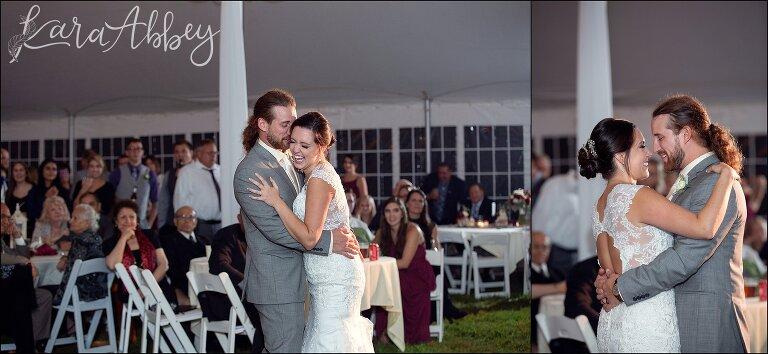 Tyler Rachel Norwin Elks Lodge Rainy Day Wedding In Irwin Pa