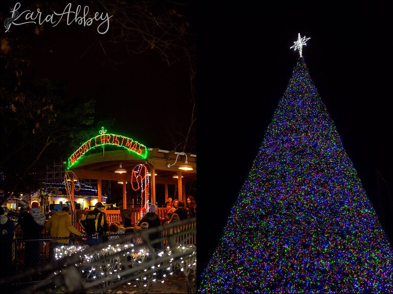 Kennywood Christmas.Kennywood Park Holiday Lights 2018 In West Mifflin Pa